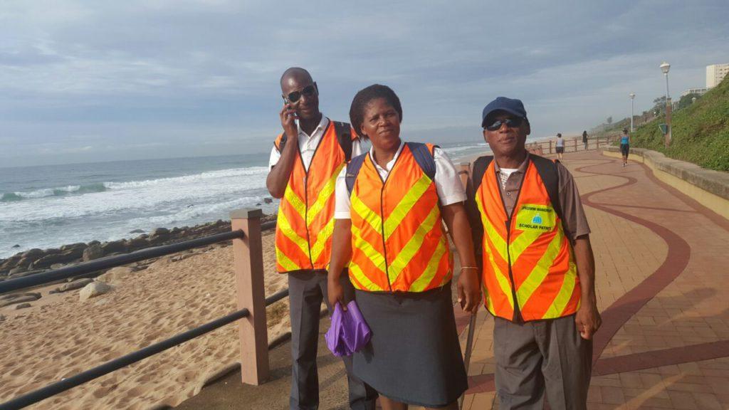 Easter Patrol Staff