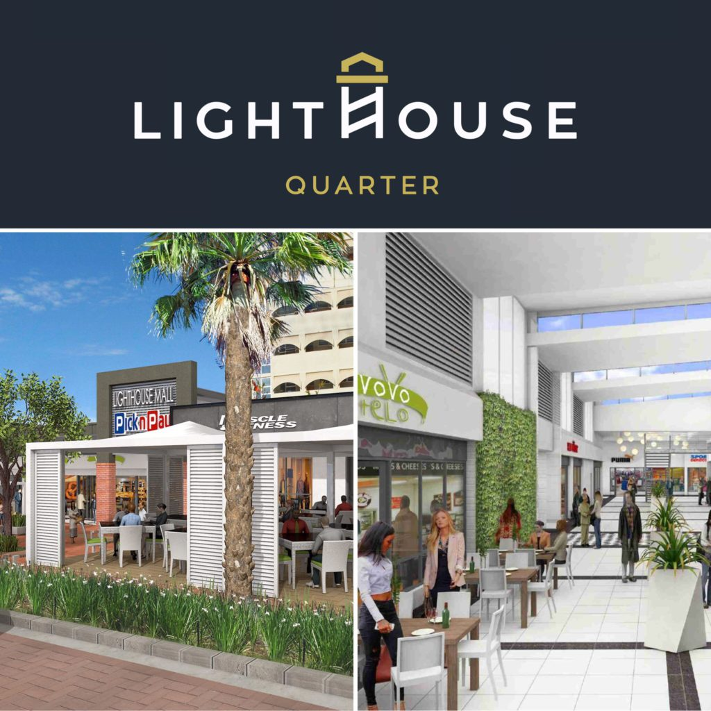 Lighthouse Mall – New Name, New Look