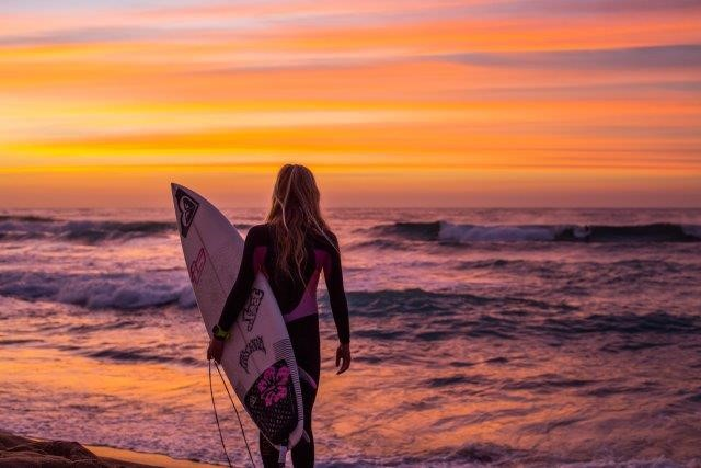 uMhlanga's Own Surfer Ranked 98th